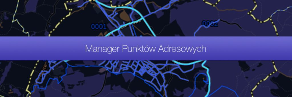 Manager punktów adresowych